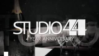 Studio 4/4 Four-Year Anniversary - September 2017