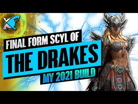 MY UPDATED SCYL BUILD FOR 2021 | Masteries & Guide | Best Budget Builds | RAID: Shadow Legends