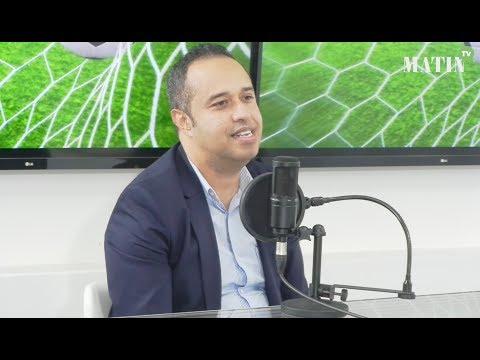 Video : Mohamed Rizki : «Il est difficile d'attirer les meilleurs joueurs africains en Botola D1»