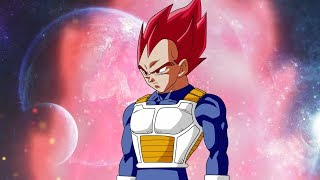 Vegeta Super Saiyan God - Theme Song ! [CUSTOM]