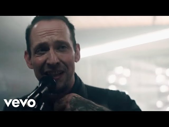 Videoclip oficial de 'The Devil's Bleeding Crown', de Volbeat.