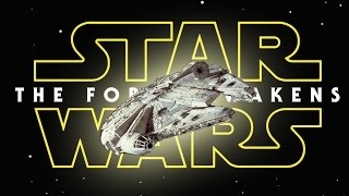 Star Wars The Force Awakens Trailer Description Revealed?