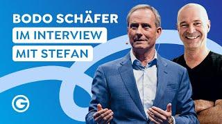 Die Gesetze der Gewinner // Bodo Schäfer Interview + Gratis Buch