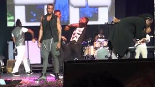 Psquare Performs Alingo @Guinness Colourful World of More