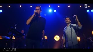 Alcaline, le Concert : Grand Corps Malade et John Mamann - 15h Du Matin en live