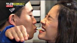 SBS [런닝맨] - 두근두근 막대과자 게임