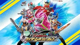 EXCITE - All Kamen Rider: Rider Revolution