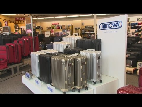 Consumer Report: Finding the best luggage