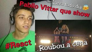 Pabllo Vittar - Todo Dia (Carnaval Salvador 2017) (Feat. Daniela Mercury) | Reação / Reaction