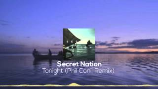 [Électro-Pop] Secret Nation - Tonight (Phil Conil Remix)