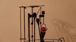Rolling Ball Sculpture - Mechanical Lifter #2
