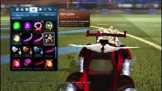 Rocket League Comment Avoir Le Boost Popcorn [FREE]