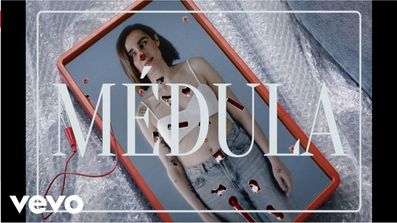 Médula (Videolyric) - Zahara