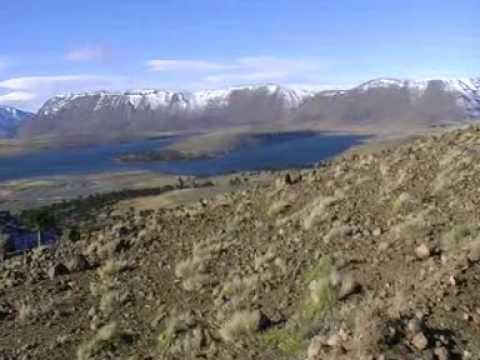 Viaje por Sudamerica di Giacomo Sanesi. Caviahue (ARG). 00900 – dall'alto 2
