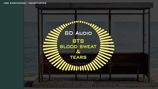 [Concert Sound] BTS - Blood Sweat & Tears 「8D AUDIO」USE HEADPHONES