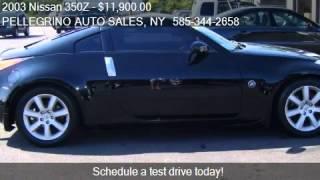 2003 Nissan 350Z Touring - for sale in BATAVIA, NY 14020