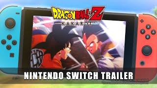 Dragon Ball Z: Kakarot + A New Power Awakens Set Switch features trailer