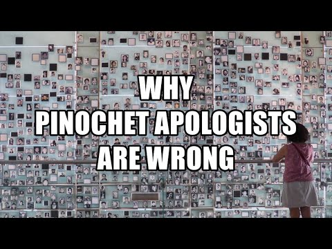Why Pinochet Apologists Are Wrong
