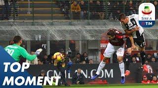 Mandžukić Gives Juventus The Lead At Milan   Milan 0-2 Juventus   Top Moment   Serie A