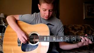 """""""Cowboys and Angels"""" by Dustin Lynch - Cover by Timothy Baker"""