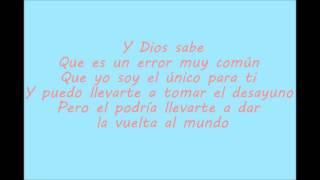 San Cisco - Fred Astaire spanish lyrics