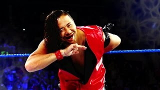 Shinsuke Nakamura competes in his SmackDown LIVE debut match tonight at WWE Backlash