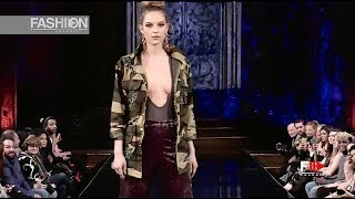A MODO MIO NYFW Art Hearts Fashion Fall 2018/2019 - Fashion Channel
