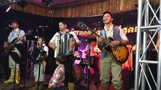 Xixando isac Barbosa no CTG Rodeio Minuano  e Fole  Gaucho