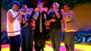 Backstreet Boys acapella 1997/05/28 best vocal harmony group  !