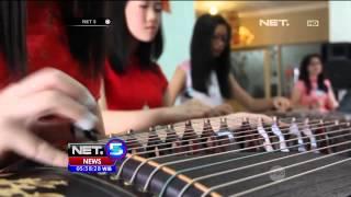 Pemetik Alat Musik Ku Cheng, Kecapi Tiongkok, Banjir Order Jelang Tahun Baru Imlek - NET5