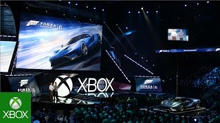 Forza Motorsport 6: Xbox E3 2015 Briefing