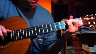 Nujabes Feather classical guitar