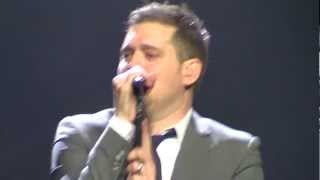 "Michael Bublé does Michael Jackson - ""Billie Jean"" (Live in Oslo)"