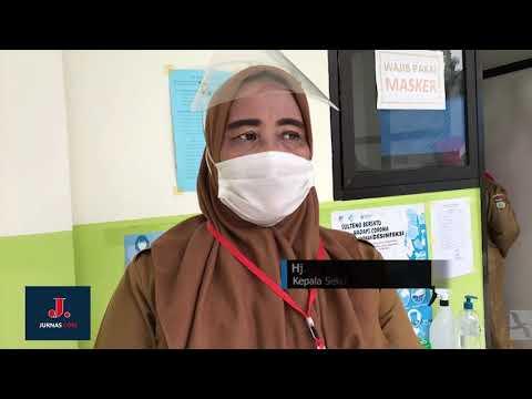 Sekolah di Indonesia Kembali Beraktivitas dengan Penerapan Protokol Kesehatan