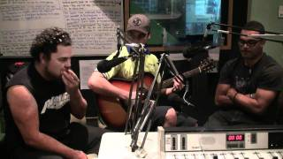 PAUA - Nothing Else Matters (LIVE on air @ 4zzzFM)
