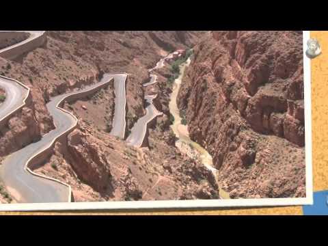 Morocco Motorcycle Tour 2011