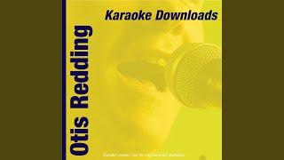 I've Been Loving You Too Long (In The Style Of Otis Redding)