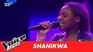 "Shanikwa | ""Diamonds"" af Rihanna | Blind 2 | Voice Junior Danmark 2017"