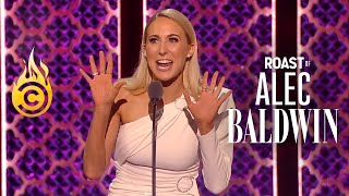 Nikki Glaser Slams Alec Baldwin's Family Life (Full Set) - Roast of Alec Baldwin