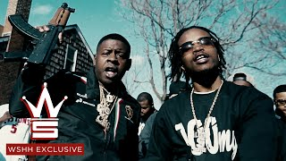 """Leek Hustle """"Trappin Foreal (Remix)"""" Feat. Blac Youngsta (WSHH Exclusive - Official Music Video)"""