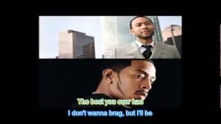 John Legend ft Ludacris   Best You Ever Had Lyrics