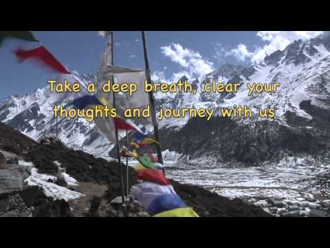 Video introduction to PRAYER FLAGS – Oceanside Museum of Art