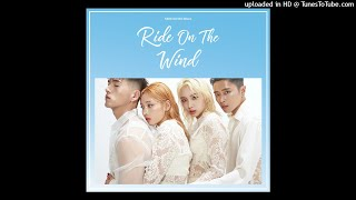 카드 (KARD) - Ride On The Wind (Instrumental)