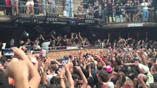 Joseph Capriati plays Afefe Iku - Mirror Dance @ Amnesia Closing Party 2015