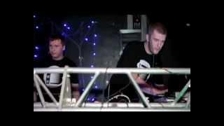 Invisible Brothers - Live Сoncert 2012  [DJ + Guitar + Keys]