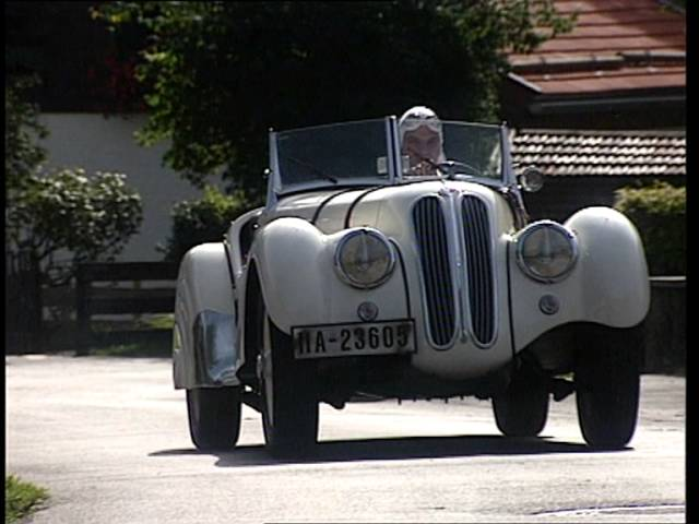 1936 -- 1940 BMW 328 Cabrio