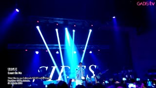 Afgan - Count On Me (Live at Mini Showcase Intimate SIDES with Afgan)