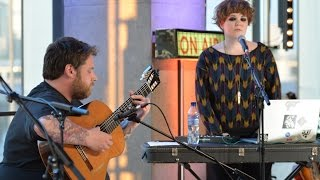 RM Hubbert with Sarah J Stanley - The Dog (The Quay Sessions)