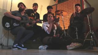 Paramore - Ignorance  - Acoustic cover Paramour