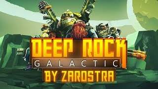 Deep Rock Galactic is a fun team-based first person shooter.